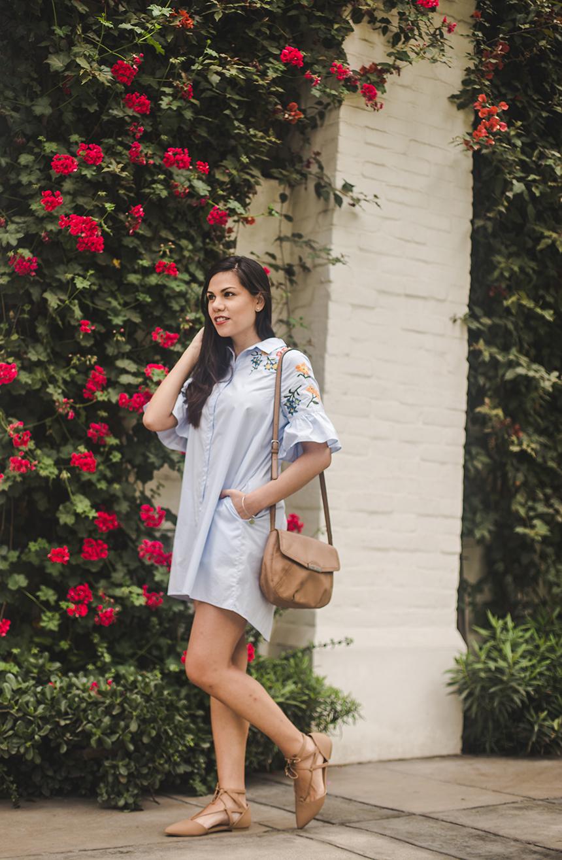 closet mama vestido con botones IMG_6630