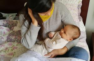 3 meses y mil maneras de ser mamá