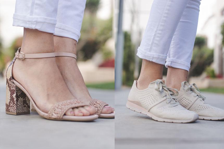 sandalias Ramarim y zapatillas de UGG