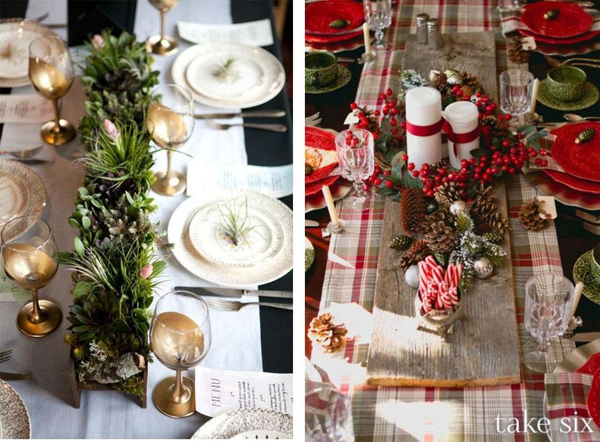 Como Decorar Mi Casa Para Navidad.Ideas Para Decorar Tu Mesa En Navidad Blogs El Comercio Peru