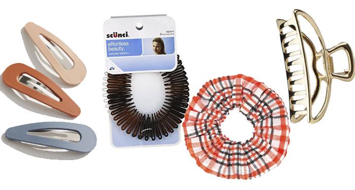 tendencia accesorios cabello 2019 4 modelos