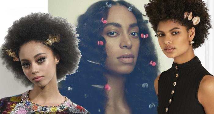 tendencia accesorios cabello 2019 mariposas