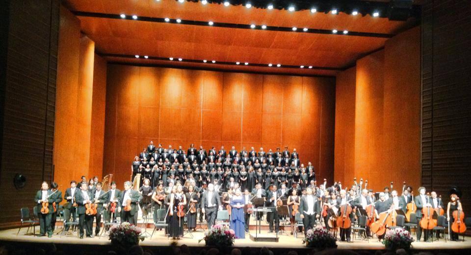 """Comentarios sobre el """"Réquiem alemán"""" de Johannes Brahms, que la Orquesta sinfónica Nacional presentó junto al Coro Nacional este fin de semana en el Gran Teatro Nacional."""