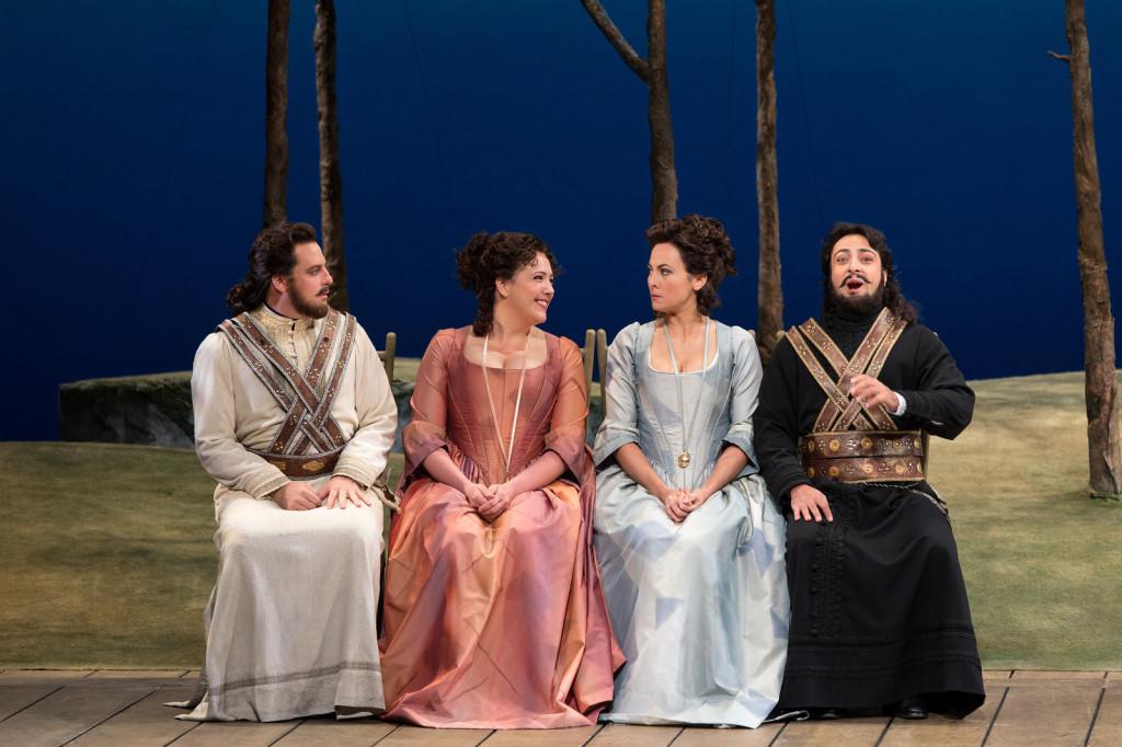 Fotos: Marty Sohl / Metropolitan Opera