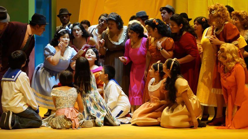 Foto: Coro Nacional