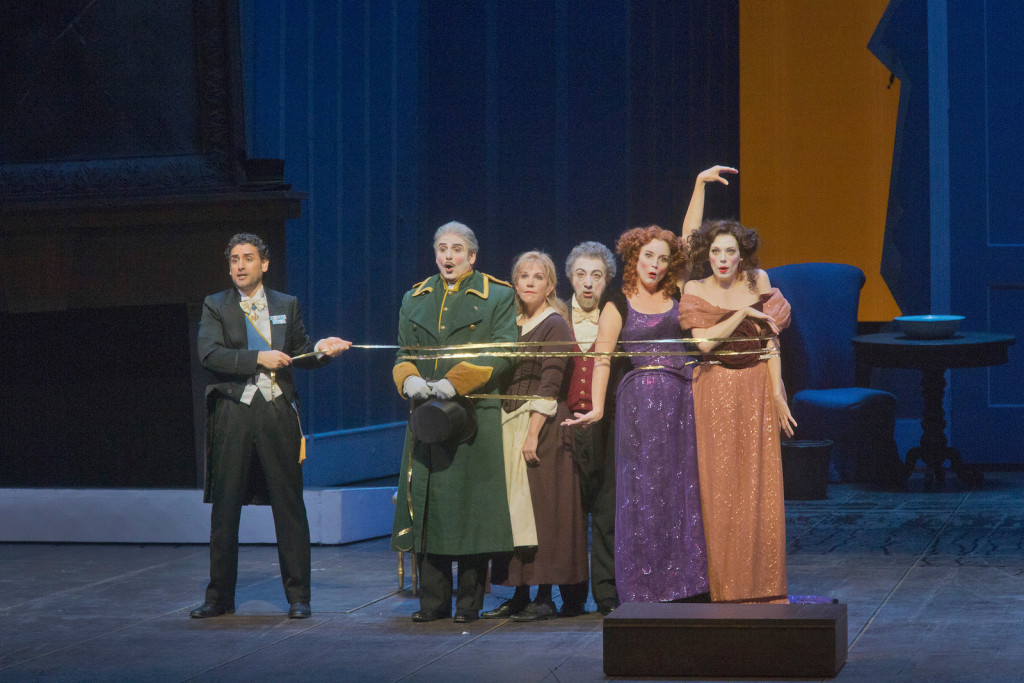 Fotos: Ken Howard / The Metropolitan Opera