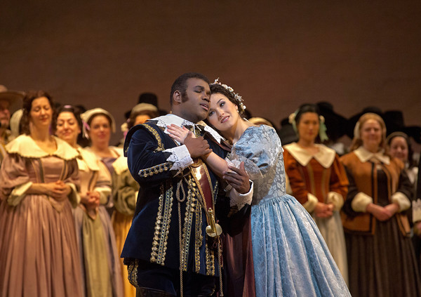 Fotos: Ken Howard/Metropolitan Opera