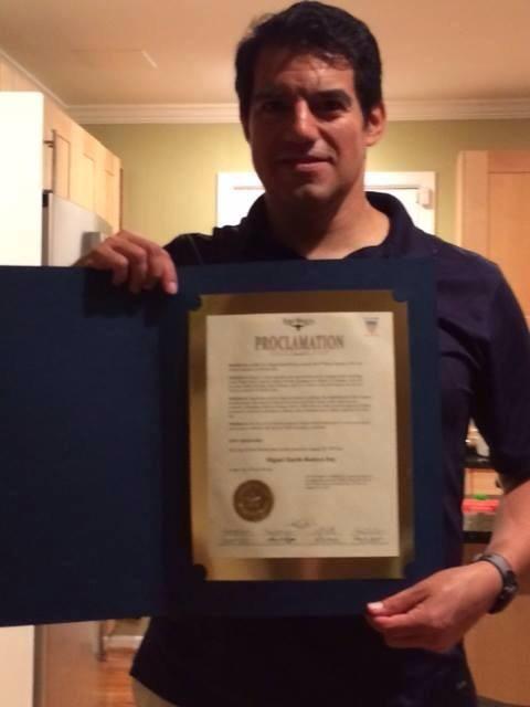 Director peruano Miguel Harth-Bedoya Gonzales honrado por la alcaldía de Fort Worth, ciudad donde vive y trabaja hace 15 años