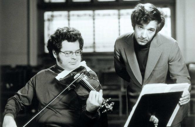 Ashkenazy Ithzak Perlman Decca