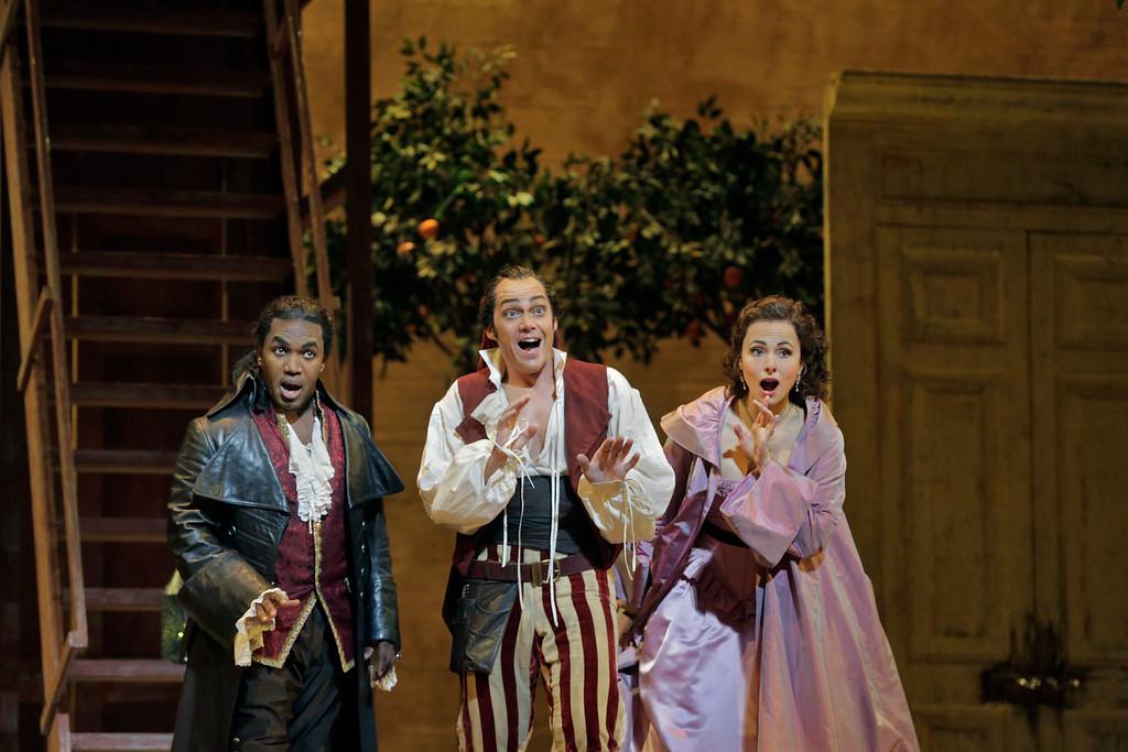 Fotos: Ken Howard / The Metropolitan Opera