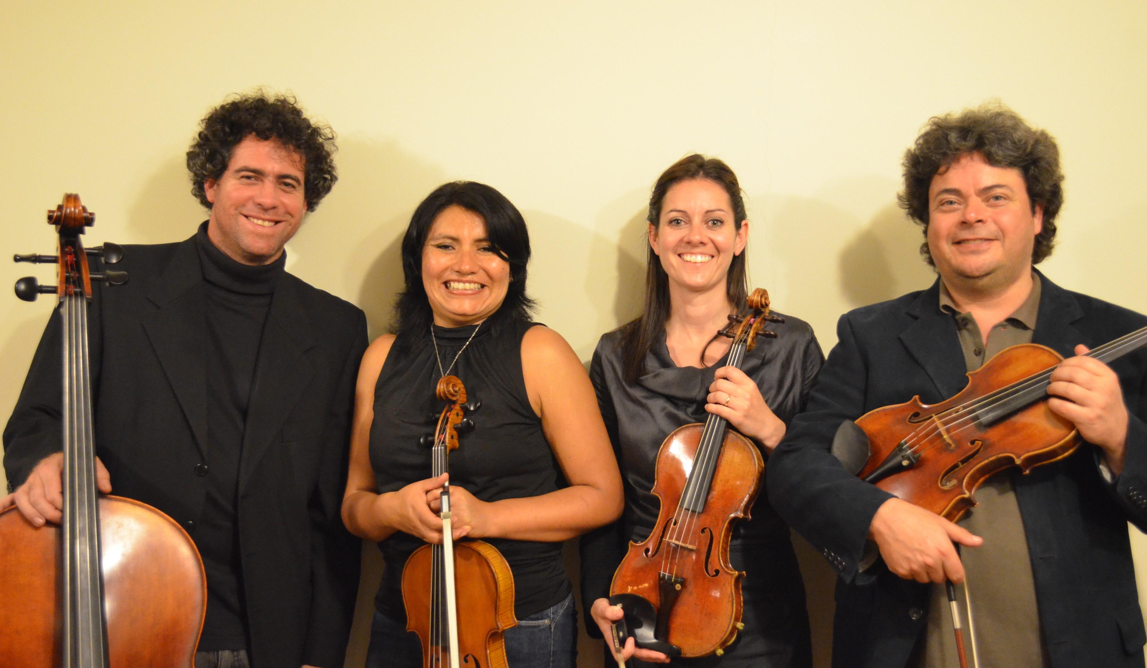 Cuarteto Nueva Lima Clásica