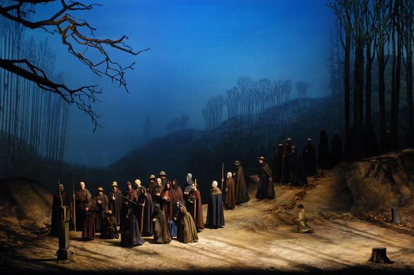 © Marty Sohl/Metropolitan Opera