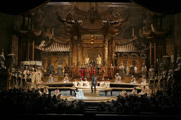 © Marty Sohl/Metropolitan Opera.