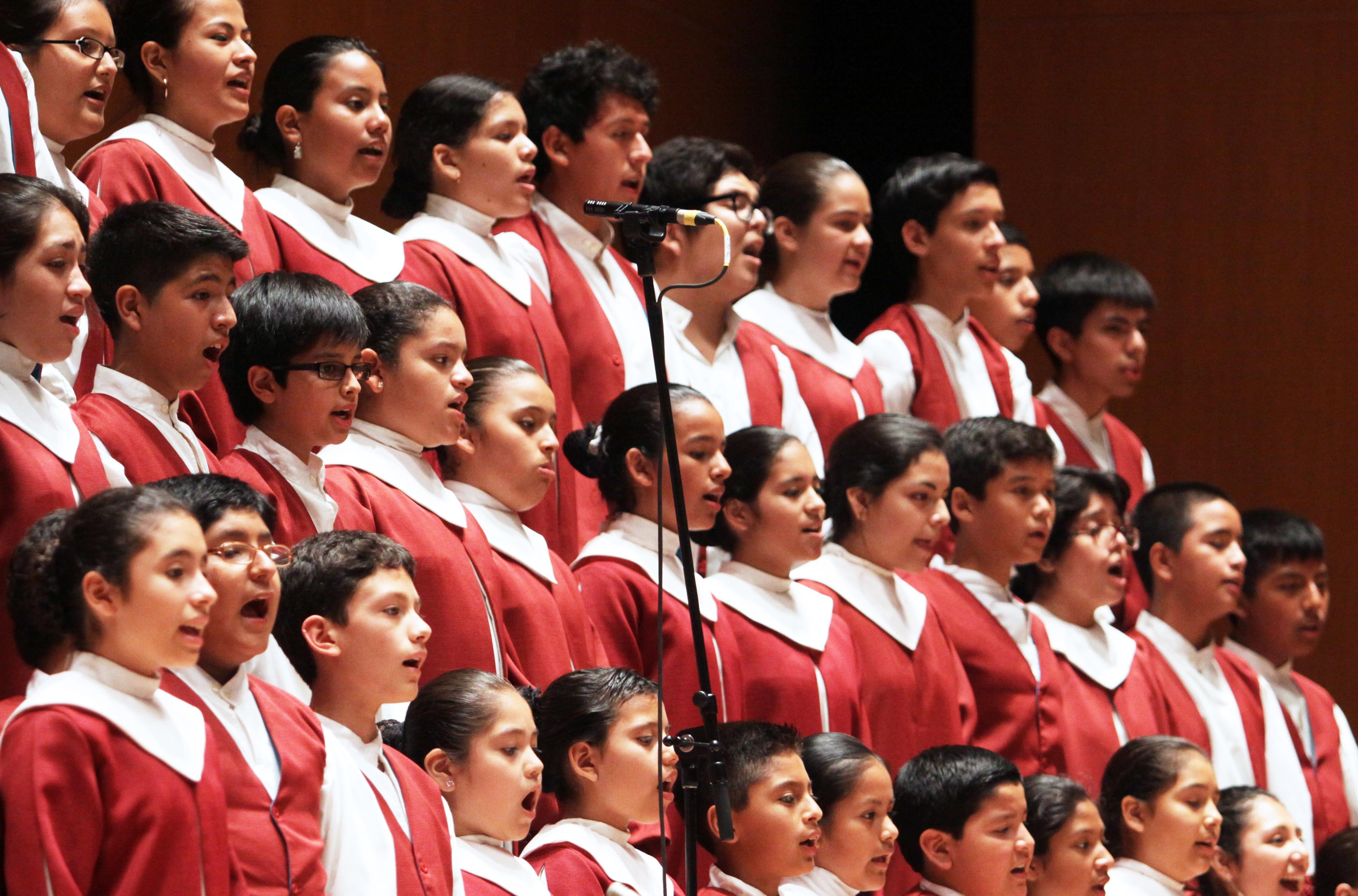Coro Nacional de Niños 01