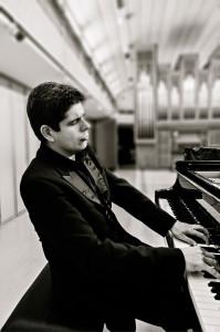 Javier Perianes presenta a Schubert en Lima