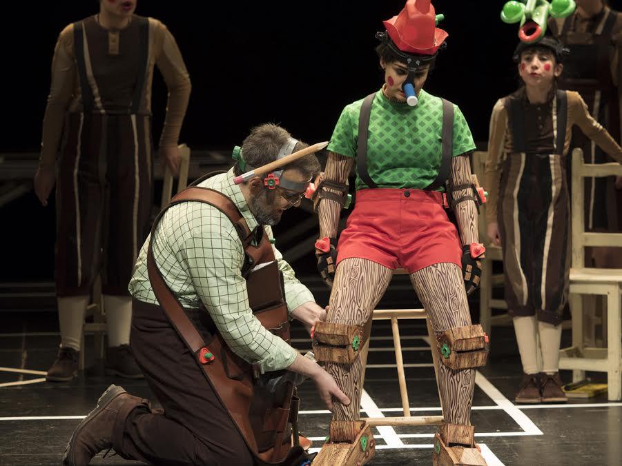 """Canto, música y actuación se unen para ofrecernos un clásico de la literatura universal: """"Pinocho"""", ópera en dos actos de Pierangelo Valtinoni que se presentará en Lima del 10 al 18 de junio, con la participación especial del Coro Nacional de Niños y la Orquesta Sinfónica Nacional Juvenil Bicentenario, elencos del Ministerio de Cultura."""
