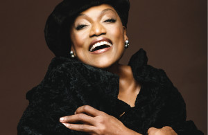 Llega a Lima extraordinaria soprano Jessye Norman