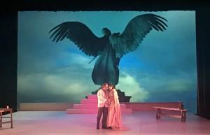 Tosca cumple expectativas en el Festival Granda