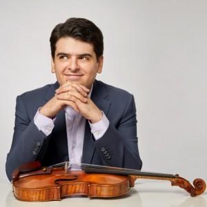 Virtuoso Michael Barenboim en recital