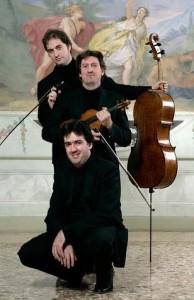 Triple concierto de Beethoven por el Trio di Parma