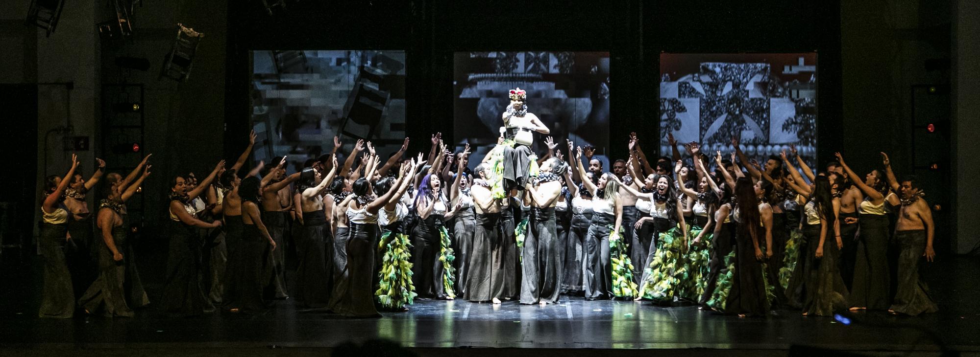 Fotos cortesía del Teatro Mayor de Bogotá
