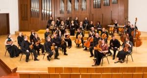Orquesta de Cámara de la Filarmónica Checa