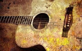 La vieja guitarra