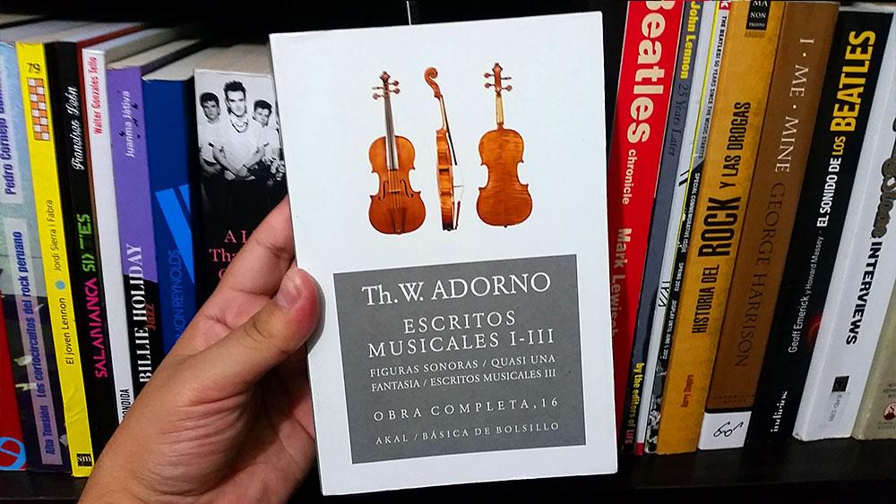 theodoreadorno-escritosmusicales