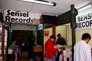 """Sensei Records: conoce su imperdible """"vinileada"""" en el Jirón Quilca"""