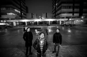 """Juan Gris: «Nuestro EP """"Brillante"""" contiene grabaciones hechas con amor y drama»"""