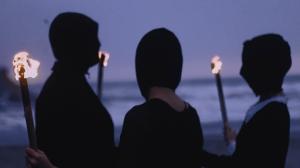 """Laikamorí y la esencia enigmática en el videoclip de """"Psi Gamma"""""""