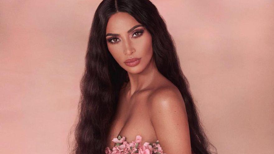 La fotografía más reciente de Kim Kardashian en Instagram