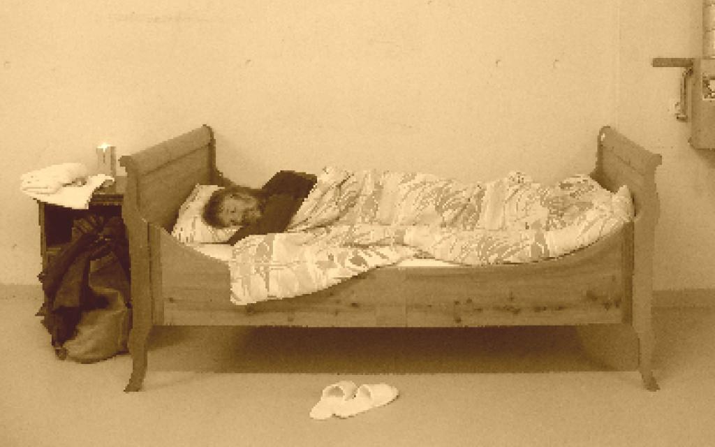 Les presentamos un relato enviado por un lectora sobre un hombre llamado Perú. Su vida transcurre en una cama, donde se recupera de una diabetes,