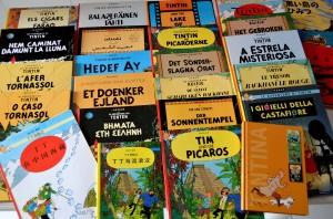 Tintines en otros idiomas