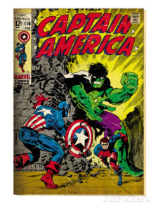 marvel-comics-retro-captain-america-comic-book-cover-no-110-with-the-hulk-and-bucky-aged