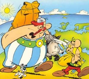 Asterix-y-Obelix