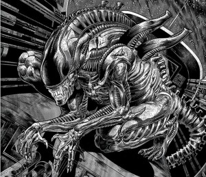 Alien: 10 crossovers para recordar