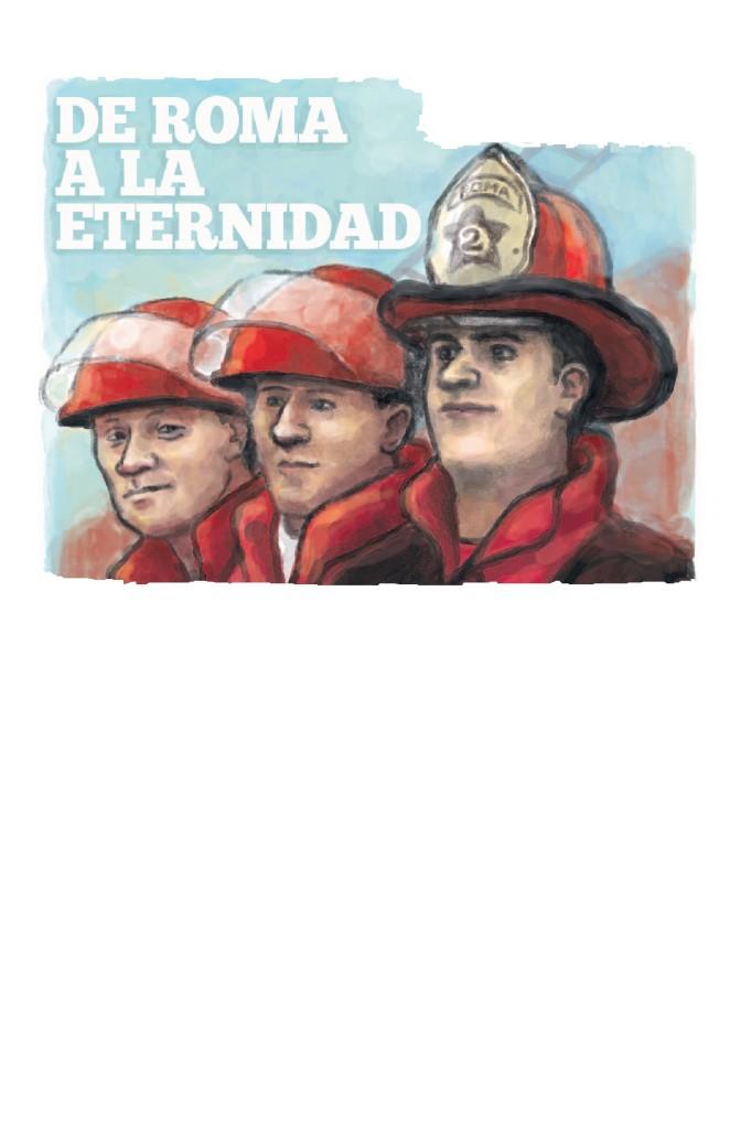 El 5 de diciembre de 1860 se fundó la primera Compañía de Bomberos Voluntarios del Perú, la Unión Chalaca nro . 1. Desde entonces, este es considerado el Día del Bombero Voluntario.Qué mejor oportunidad, entonces, para recordar a los mártires y héroes de rojo que han ofrendado sus vidas en salvaguarda de las nuestras. Estas páginas fueron publicadas en El Comercio en homenaje a Alonso Salas, Raúl Sánchez y Eduardo Jiménez, bomberos que fallecieron en un incendio en El Agustino en octubre del año pasado. En total, son 116 los...
