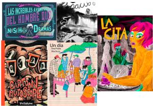 5 nuevos cómics peruanos a la vista
