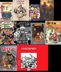 Los cómics que podrás encontrar en la FIL 2018