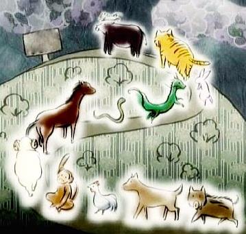 Ni el horóscopo chino tiene la sabiduría para predecir quién ganará la carrera electoral por la presidencia del Perú. El maestro Dong Yilin, tercera generación de adivinos chinos, no conoce a los candidatos peruanos. Tampoco sabe que hay elecciones en el Perú. Y como la mayor parte de los chinos, no puede ubicar al Perú en un mapa. Su único poder radica –cree él- en predecir el rumbo que tomarán los doce animales del horóscopo chino durante el Año del Mono de Fuego.