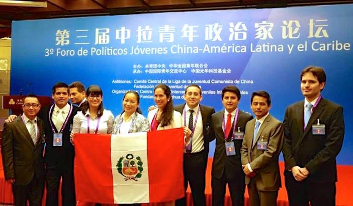 Darwin Cruz, Edward Chávez, Diana Silva, Yovanna Zacarias, Viviana Garcia Tuesta, Andy Hong, Sven A. Huancaruna y Juan Aurelio Arévalo.