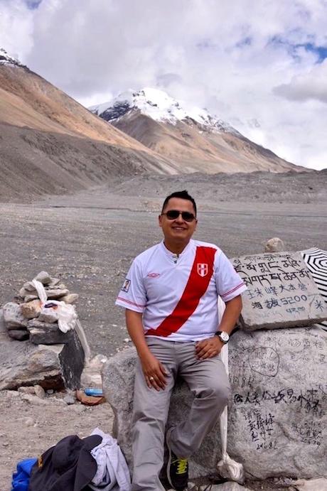 Fernando Luciano_Everest