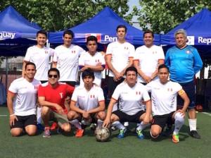 La Copa Mundial en China
