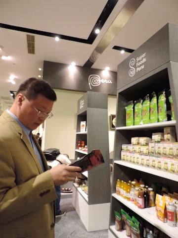 El interés por los productos saludables.