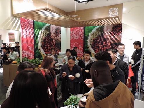 La tienda Casa Perú, un espacio para consumidores chinos y extranjeros.