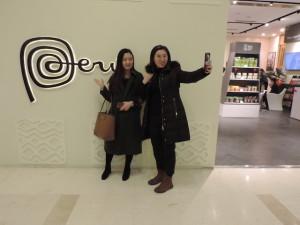 Vivir la experiencia peruana en China