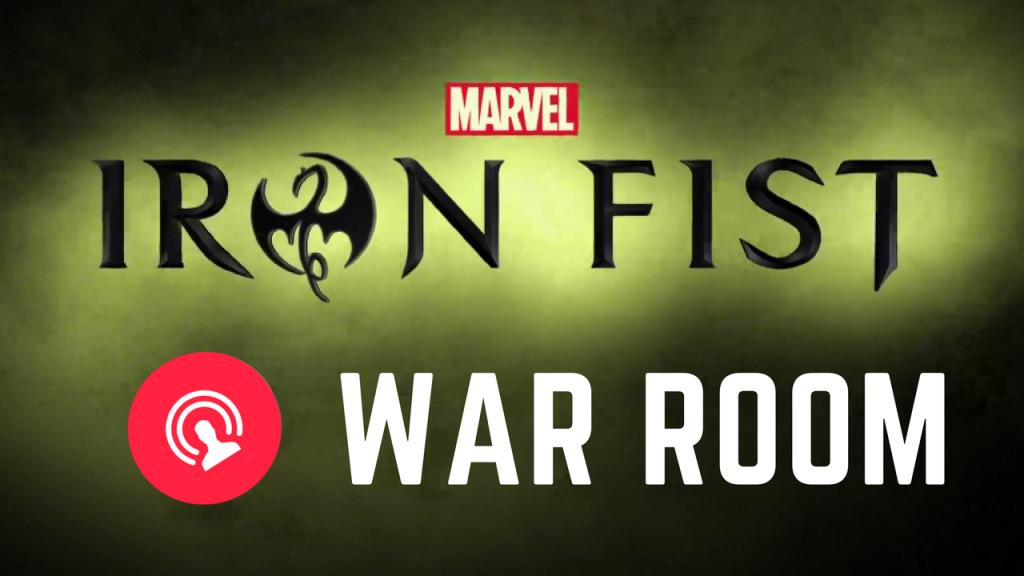 Dentro de la visita que pude hacer a la sede central de Netflix, la última actividad programada fue estar en el War Room. ¿Qué cosa es eso? Lo mismo me pregunté yo. Sucede que era una especie de sala de guerra (de ahí el nombre), desde donde se coordinaría al lanzamiento de la nueva serie de la empresa de streaming: Iron Fist. [El video está al final del post]