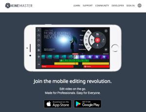 En busca de un buen editor de video para Android