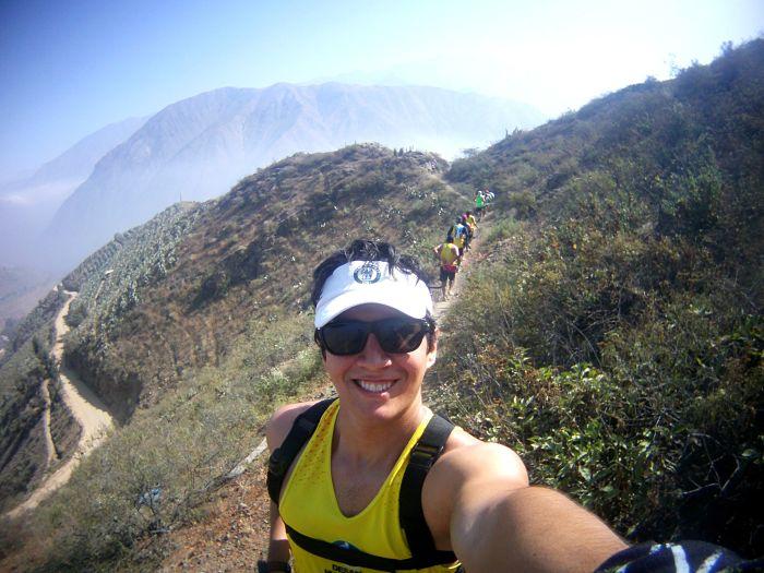 Desafío Huarochirí, primer campeonato de montaña en el que descubrí mi pasión por el trail running.